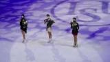 «Каждая пришла к медали через тернии»: в России восхитились успехом Щербаковой, Туктамышевой и Трусовой на ЧМ