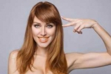 Каре на длинные волосы с челкой: описание, техника выполнения, советы по выбору прически, фото