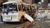 Взрыв в автобусе в Воронеже