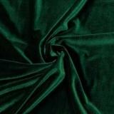 Зеленый бархат: где он используется и с чем сочетается