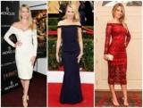 Вечернее платье оболочкой. Как выбрать идеальный?